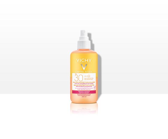 Apă de protecție solară Antioxidantă, SPF30