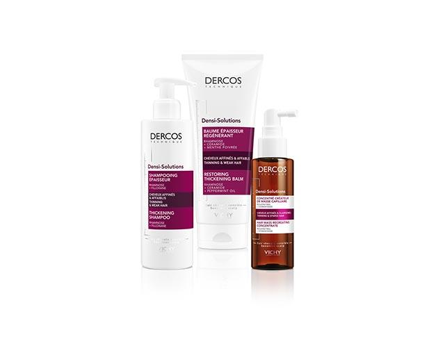 DENSI - SOLUTIONS - Balsam cu efect de densificare pentru părul subţire și slăbit