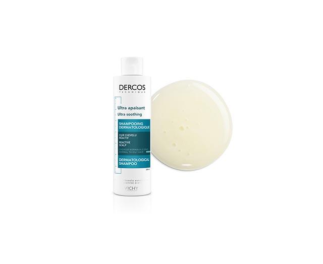 Șampon Ultra Calmant - Șampon pentru scalpul sensibil și păr normal până la gras