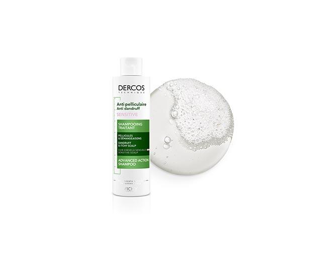 Șampon tratament împotriva mătreţii pentru scalp sensibil
