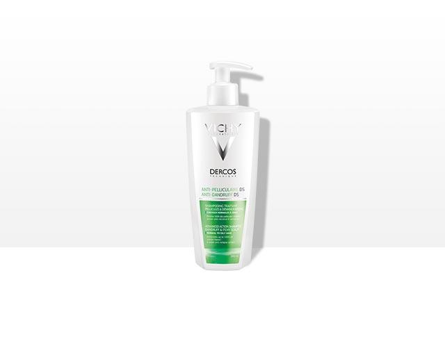 Șampon cu acțiune avansată anti-mătreață pentru păr normal-gras