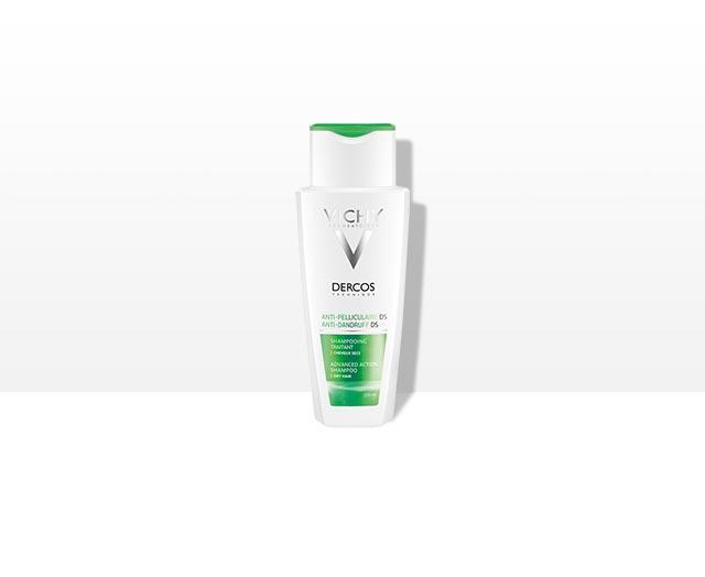 Șampon cu acțiune avansată anti-mătreață pentru păr uscat