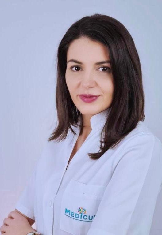 DR. IULIA PANŢURU