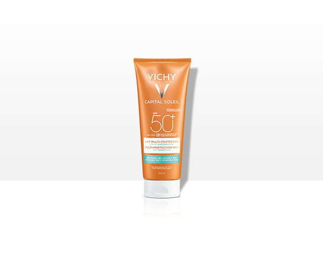 Lapte Multi-Protector SPF50+