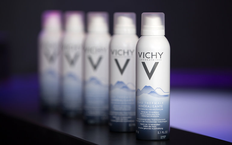 Apa Vulcanică Vichy