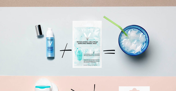 3 trucuri pentru a avea grijă de tenul sensibil cu o mască de față